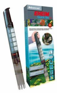 B-Creative Quick Vac Pro Batterie pour Aquarium de Poissons et Gravier