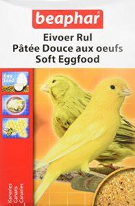 Beaphar – Pâtée Douce aux œufs, complément alimentaire – oiseau – 1 kg