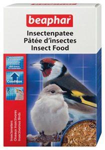 Beaphar – Pâtée d'insectes, complément alimentaire – oiseau – 350 g