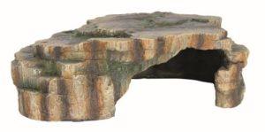 Caverne pour reptile, 24 — 8 — 17 cm