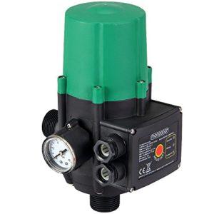 Contrôleur de pression de pompe sans fil 10 bar – Pressostat Jardin