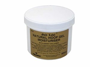 Gold Label Mixte pour Sabot Gel hydratant Naturel 500ML, Regular