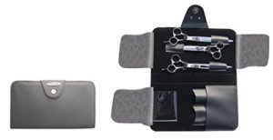 Kenchii Five Star Offset Grooming Shears Super Set of 3by Kenchii