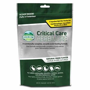 Oxbow Critical Care pour Animal Domestique Complément Alimentaire, 0,5Kilogram