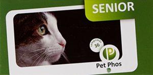 Pet-Phos félin vitalité sénior 36 comprimés