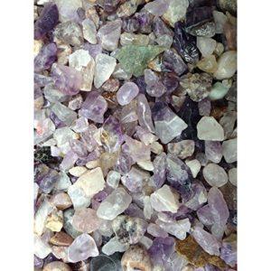 Pettex Roman Gravier Aquatique , 2 kg, améthyste naturelle