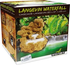 REPTILES PLANET Cascade pour terrarium reptiles Langevin avec Pompe