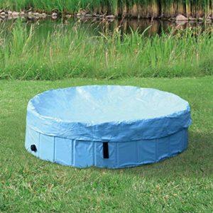 Trixie Protection de Piscine pour Article # 39483 Bleu Clair pour Chien 160 cm