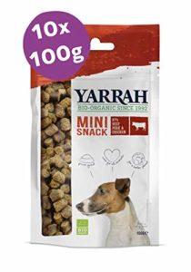 Yarrah Bio Snack Mini Bites, Lot DE 10(10x 100g)