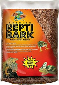 Zoo Med Repti Bark Substrat pour Reptile/Amphibien 8,8 L