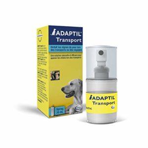 ADAPTIL Transport – Anti-Stress pour Chien – Spray