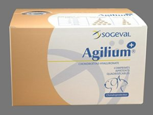 Agilium boite de 360 comprimés soutien articulaire pour chien