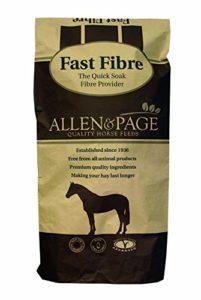 Allen & Page Fast Fibre – Nourriture pour Cheval