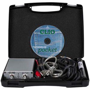 Audiomatica CLIO Pocket 2.0 Measurement System