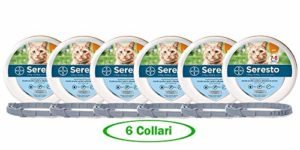 Bayer Sereso Collier Chat – Offre 6 Colliers