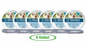 Bayer Sereso Collier pour Chien jusqu'à 8 kg – Offre 6 Colliers