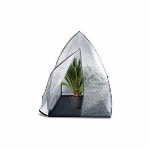 Bio Green IGL Tente de Protection pour l'hiver 120X120X180cm, Blanc, 120 x 120 x 180 cm