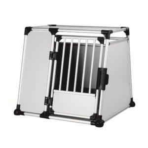 Box de transport en aluminium Trixie 94 × 87 × 93 cm,