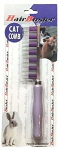 Bunny Gear The Original HairBuster Peigne pour Lapins, Chiens et Chats