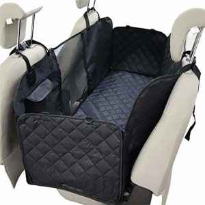 CHENSQ Housse de Protection pour sièges d'auto pour Chiens et Animaux de Compagnie, hamac Robuste, Structure Durable, résistance à l'eau et aux Rayures