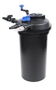 Cloverleaf CPF15000 Filtre pour Bassin Noir 40 x 40 x 72,5 cm 40 x 40 x 72.5 cm Noir