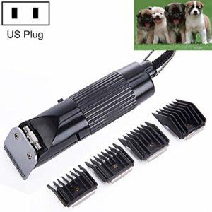 Dongdexiu Animaux Produits GTS-888 Coiffeur pour Animaux Domestique, Tondeuse électrique pour Chien, Prise US Fournitures pour Petits Animaux
