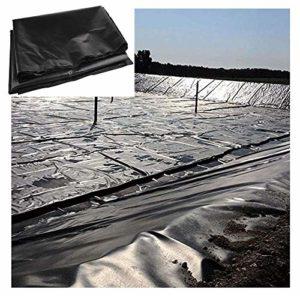 Doublure D'étang à Poissons Flexible Étangs Imperméables Ruisseaux Fontaines Piscines Jardin D'eau Doublures Lit D'étang Membrane Protection En Tissu Aménagement Paysager Filet De Protect(Size:4x4m)