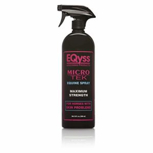 Eqyss Micro-Tek Equine Medical Spray Wounds Leave On Protection Non-Steroidal Qt