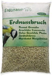 Erdtmanns Arachides Concassées pour Oiseaux 5 Kg