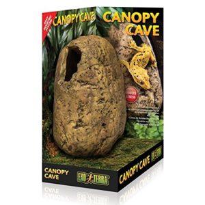 Exo terra Cachette pour Reptiles Canopy Hidding Cave Exo T
