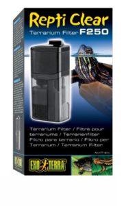 Exo terra Filtre Repti Clear 250 Debit 240 L/H pour Reptiles et Amphibiens