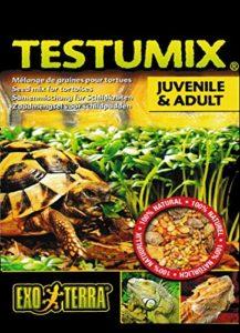Exo terra Graines Tortue Sachet de 75 g pour Reptiles et Amphibiens