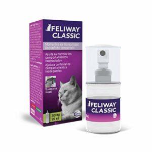 Feliway Classic – Spray Voyage – Anti-Stress pour Chat – Spray 20 ML
