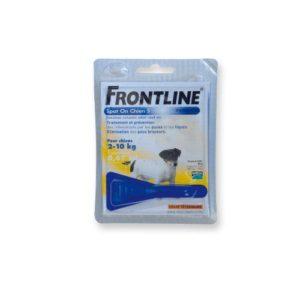 Frontline Spot On Chien – Grands chiens 2/10 kg – 1 pipette
