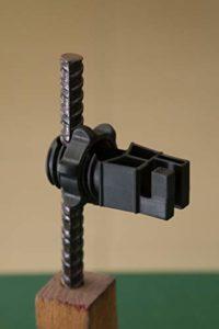 Gemi Elettronica Isolateur pour clôture électrique clôture électrifiée pour piquets en fer 300 pieces pour animaux sangliers chien vaches chevaux porcs poules