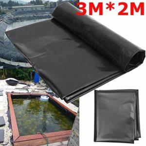 Générique Membrane résistante en polyéthylène Haute densité 3 m x 2 m