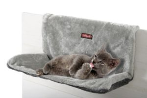 Hamac / lit radiateur pour chat 46 x 30 x 25 cm Zolux pouvant supporter 5Kg