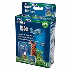 JBL ProFlora BioRefill, Kit Recharge pour Bio CO₂ Usage Multiple pour Aquariophilie