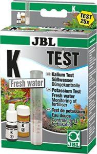 JBL Test K/Potassium d'Eau Douce pour Aquariophilie