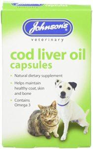 Johnsons Cod Liver Oil Capsules (170)