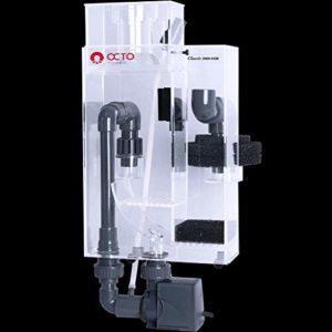 La Technologie Coralvue Bh-2000Octopus avec Externe 2000Pompe pour Filtre d'aquarium, 125-gallon