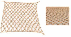 MILASIA Protection extérieure de clôture d'escalade pour Enfants, Corde de décoration de Maison en Nylon de décoration de Jardin en Nylon de Balcon pour Filet, Filet de protéine