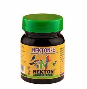 Nekton-e Vitamine E Complément Alimentaire pour Oiseaux, 35GM