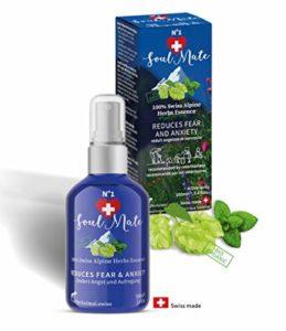 PerAnimal Soulmate Nr.1 – Spray apaisant pour Chiens, Chats et Chevaux