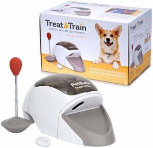 PetSafe – Système de Dressage pour Chien Treat & Train, idéal Agility, Distributeur de Nourriture à Distance – Dressage Positif pour Tous Types de Chiens