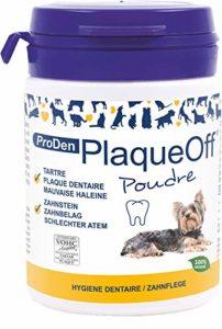 Plaque Off Animal Pot Vitamine pour Chien 1 Unité