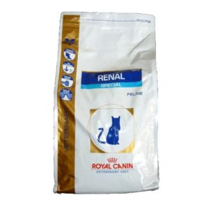 Royal Canin Veterinary Diet Cat Renal Special RSF26 Chat – Croquettes 4 kg