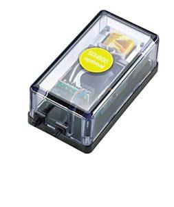 SCHEGO Optimal Aérateur pour Aquariophilie 12 V 150 L/h