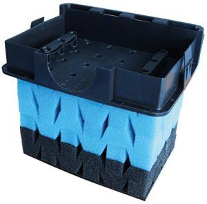 Söll 16828Filtre Complet pour T25Filtre, Noir/Bleu, 35,5x 48x 44,5cm