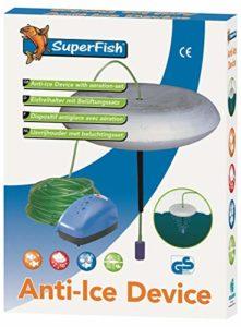 Superfish – Dispositif antiglace avec aération – 6090545